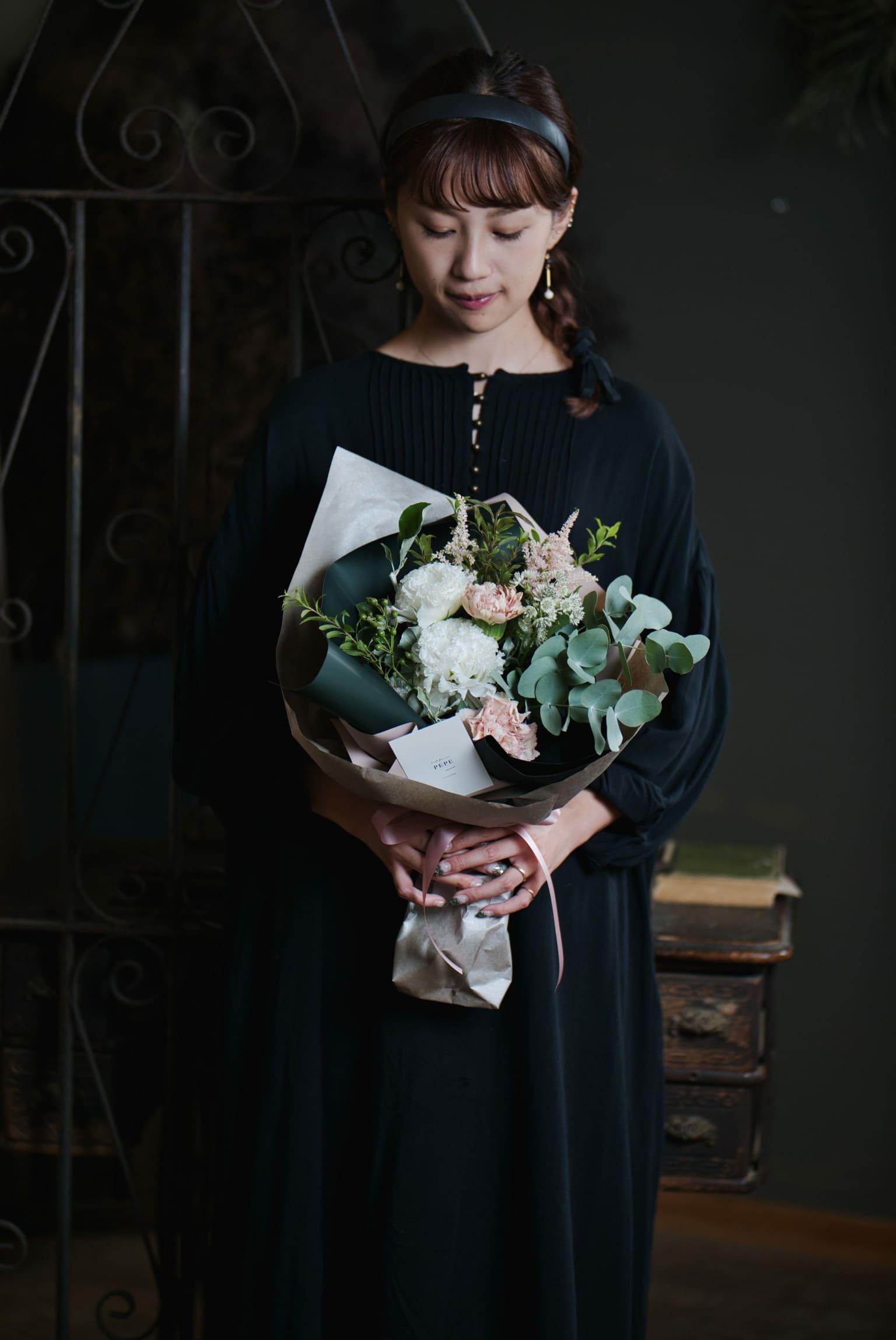 花束 ¥3,000サイズ