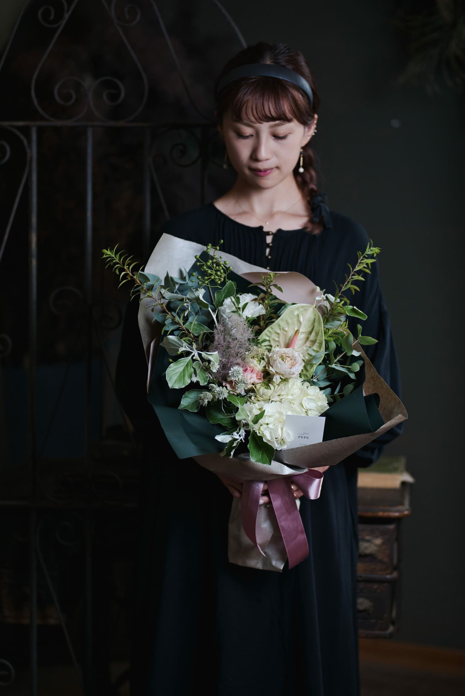花束 ¥5,000サイズ