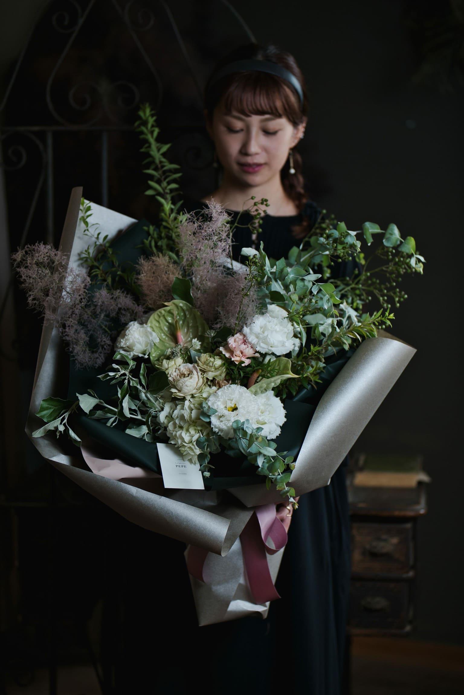 花束 ¥10,000サイズ