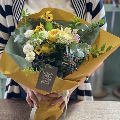 IMG_1 季節の花束-Yellow-