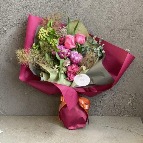 IMG_6 季節の花束-Pink-
